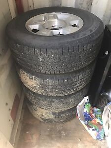 2008 chevy 1500 rims and tires