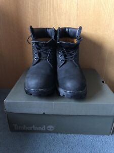 Great condition Black Timberland Boots