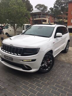 2014 Jeep Grand Cherokee SRT With  EXTENDED FACTORY warranty till 2019