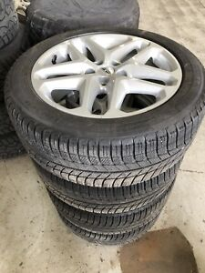 Lincoln MKZ winter tire package 225/50r17
