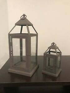 50% Off! Metal Lanterns (Pick-Up Only)