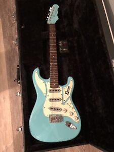 Burns Player Series Cobra Strat For Sale