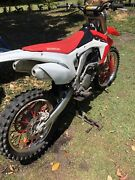 Crf450 Wardell Ballina Area Preview