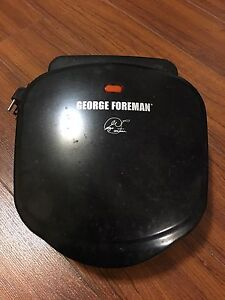 George Foreman grill - small