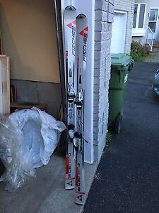 Ski alpin Fisher Sceneo 170cm