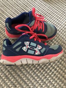 Kids Under Armour running shoes