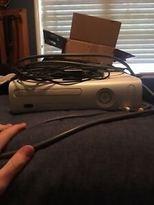Xbox 360 with Kinect and load of accessories