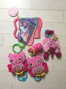 4 baby toys