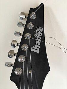 Hip Ibanez Electric Guitar