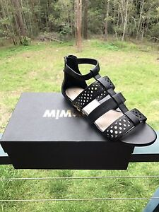Mimco sandals Bonogin Gold Coast South Preview
