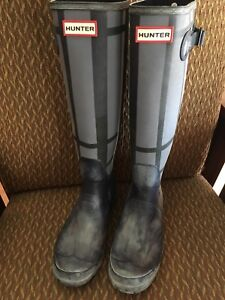 Fabulous Hunter Wellington boots - at a great price
