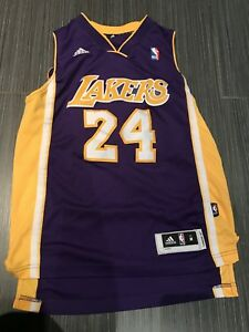 Adidas Kobe Bryant LA Lakers Youth/Women's Basketball Jersey