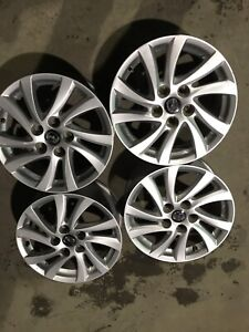 Mags Mazda 16 pouce