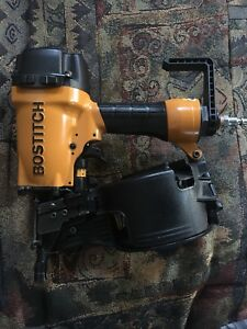 Bostitch RN46 15-Gauge Coil-Fed  Roofing Nailer