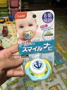 Japanese Combi Pacifier $9 each