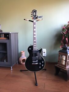 Epiphone Les Paul - Chrome limited edition (with extras)