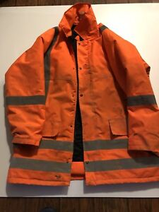 Men's X large winter safety jacket