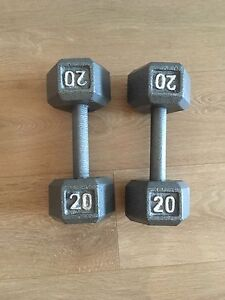 Weights for sale $40
