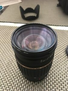 Tamron 17-50mm F/2.8 for Canon EF mount