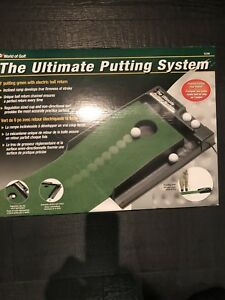 Golf putting system