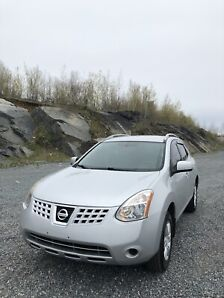 2008 Nissan Rogue SUV All wheel drive Certified