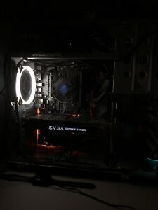 Gaming pc (GTX 1070 8g)