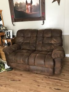 Looking for reclining loveseat