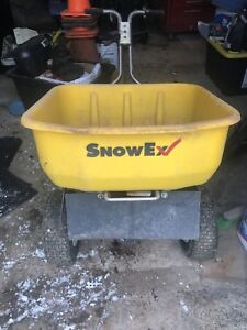 Snow Ex Broadcast Salt Spreader