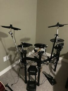 Roland TD11 electronic drums