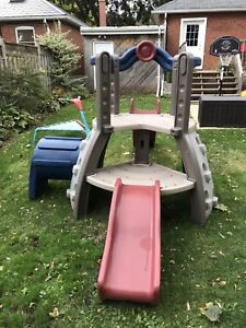Little Tikes outdoor playset