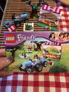 LEGO FRIENDS  SUNSHINE HARVEST