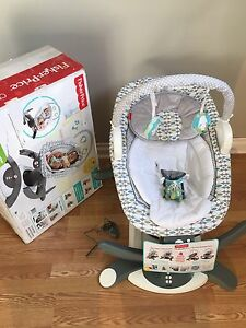 Fisher Price 4 in 1 Rock & glide Soother