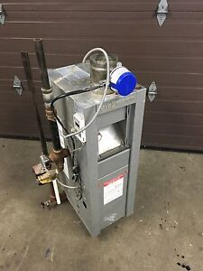 Viessmann Natural Gas Water Boiler Furnace 80,000 BTU