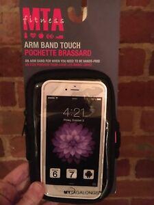 BNIP iPhone exercise armband