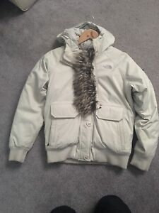 Women's North Face Down Filled Ski Jacket