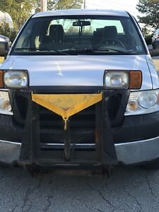 2008 f150 4x4 with Fisher plow