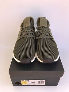 Adidas NMD R1 PK Olive Size Mens US 8 BRAND NEW Chatswood Willoughby Area Preview