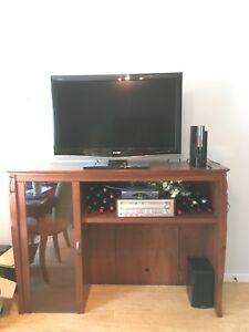 Huche / meuble télé