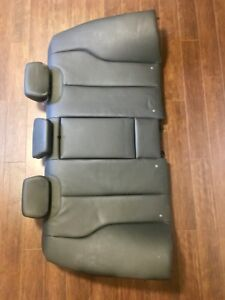 2013 BMW 328 XI SPORT LINE rear leather seats. Cheap!! $ 100 obo