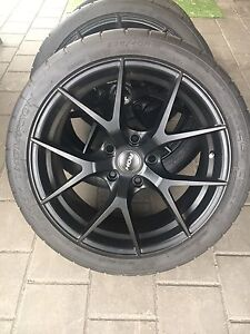 4 x TYRES AND RIMS Forrestdale Armadale Area Preview