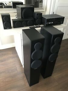 Yamaha  Home Theater System  in a great condition