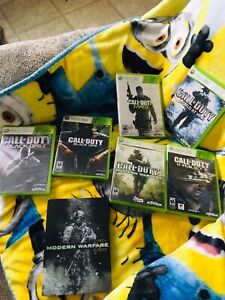 Xbox 360 Call of Duty Collection