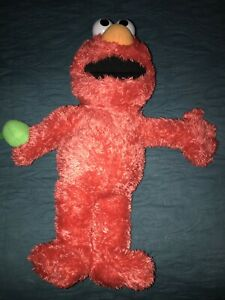Elmo talk and play puppet