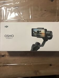 DJI osmo mobile 2 ($175 for iPhone and android