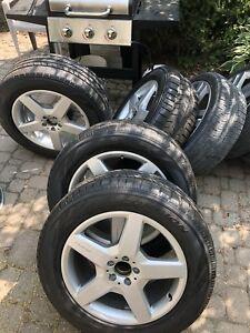Mercedes AMG Wheels