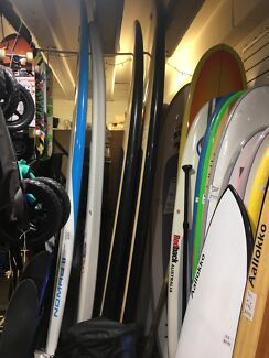 2 x Stand up paddle boards X- demo's great condition $799