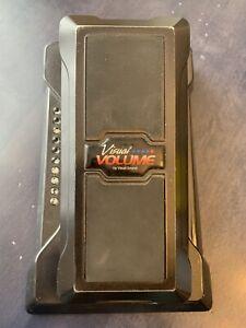 Visual Sound Visual Volume