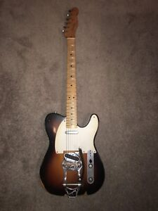 Road Worn Telecaster with Bigsby !!!
