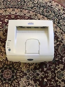 Silver brother printer