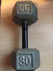 30 lbs Weight